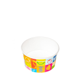 TYPE 102 155ml Ice Cream Cup - Tutti Frutti